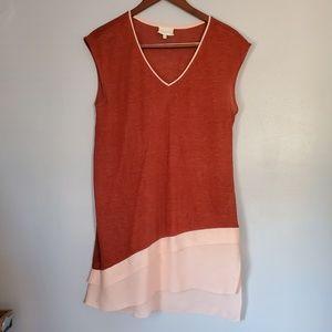 Deletta linen dress